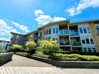"""Photo 1: 310 3263 PIERVIEW Crescent in Vancouver: South Marine Condo for sale in """"Rhythm"""" (Vancouver East)  : MLS®# R2577355"""