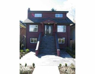 Photo 1: 4140 W 10TH AV in Vancouver: Point Grey House for sale (Vancouver West)  : MLS®# V590671
