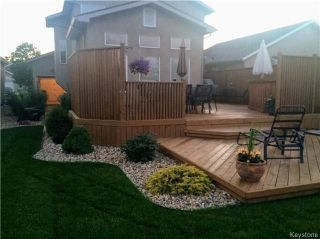 Photo 19: 48 Chadwick Crescent in Winnipeg: Canterbury Park Residential for sale (3M)  : MLS®# 1807939