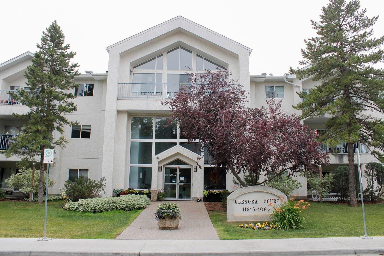 Main Photo: 122 11915 106 Avenue NW in Edmonton: Zone 08 Condo for sale : MLS®# E4255328