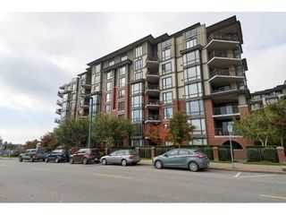 """Photo 1: 601 1551 FOSTER Street: White Rock Condo for sale in """"Sussex House"""" (South Surrey White Rock)  : MLS®# R2312968"""