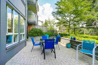 """Photo 25: 111 225 FRANCIS Way in New Westminster: Fraserview NW Condo for sale in """"WHITTAKER"""" : MLS®# R2497580"""