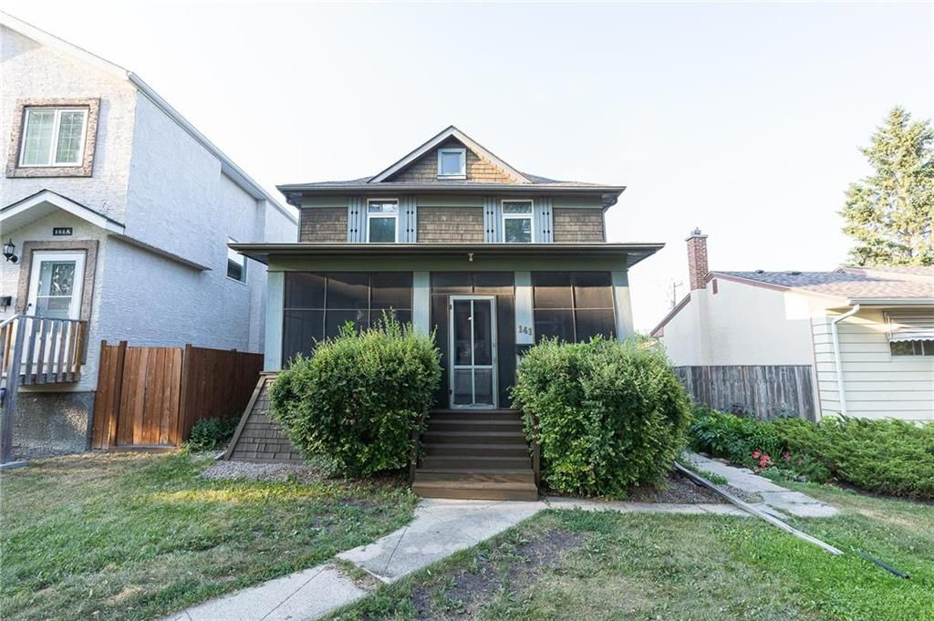 Main Photo: 141 Leila Avenue in Winnipeg: Scotia Heights Residential for sale (4D)  : MLS®# 202117515
