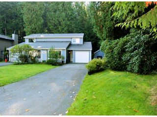 "Photo 1: 1124 JUNIPER Avenue in Port Coquitlam: Lincoln Park PQ 1/2 Duplex for sale in ""LINCOLN PARK"" : MLS®# V1033193"