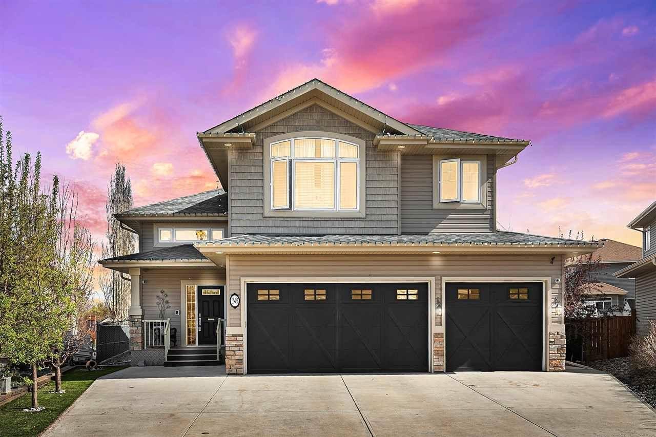 Main Photo: 38 LONGVIEW Point: Spruce Grove House for sale : MLS®# E4244204