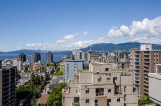 Photo 4: 604 1250 BURNABY STREET in Vancouver: West End VW Condo for sale (Vancouver West)  : MLS®# R2278336