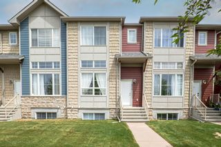 Photo 1: 6010 2370 Bayside Road SW: Airdrie Row/Townhouse for sale : MLS®# A1118319