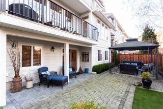 """Photo 32: 12 3502 150A Street in Surrey: Morgan Creek Townhouse for sale in """"Barber Creek Estates"""" (South Surrey White Rock)  : MLS®# R2536793"""
