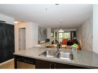 """Photo 3: 309 3050 DAYANEE SPRINGS BL Boulevard in Coquitlam: Westwood Plateau Condo for sale in """"BRIDGES"""" : MLS®# V1111304"""