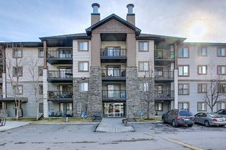 Photo 2: 2309 8 BRIDLECREST Drive SW in Calgary: Bridlewood Apartment for sale : MLS®# A1087394