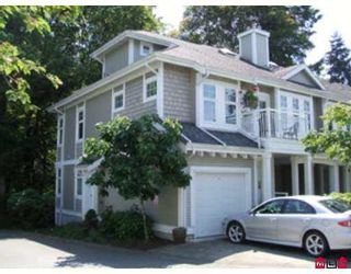 "Photo 1: 33 9036 208TH Street in Langley: Walnut Grove Townhouse for sale in ""Hunters Glen"" : MLS®# F2714166"