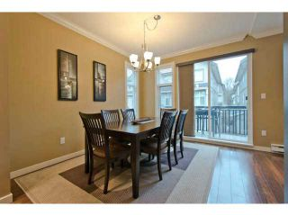 """Photo 7: 720 ORWELL Street in North Vancouver: Lynnmour Townhouse for sale in """"WEDGEWOOD"""" : MLS®# V1050702"""