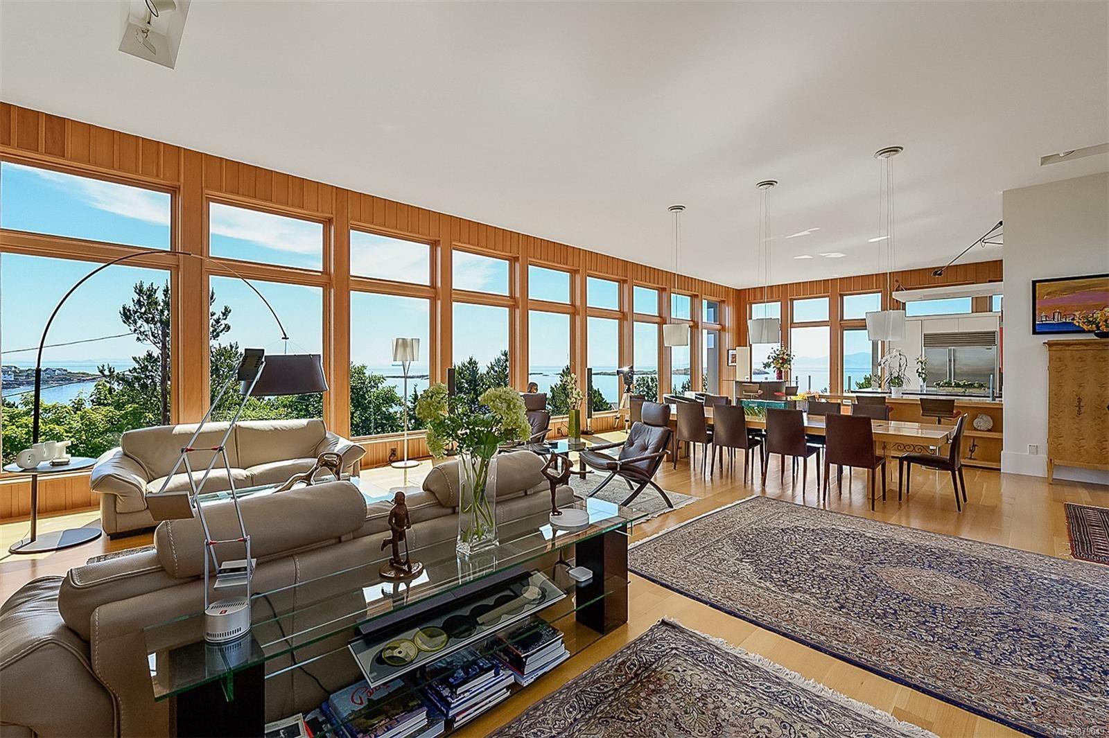 Main Photo: 285 King George Terr in Oak Bay: OB Gonzales House for sale : MLS®# 879049
