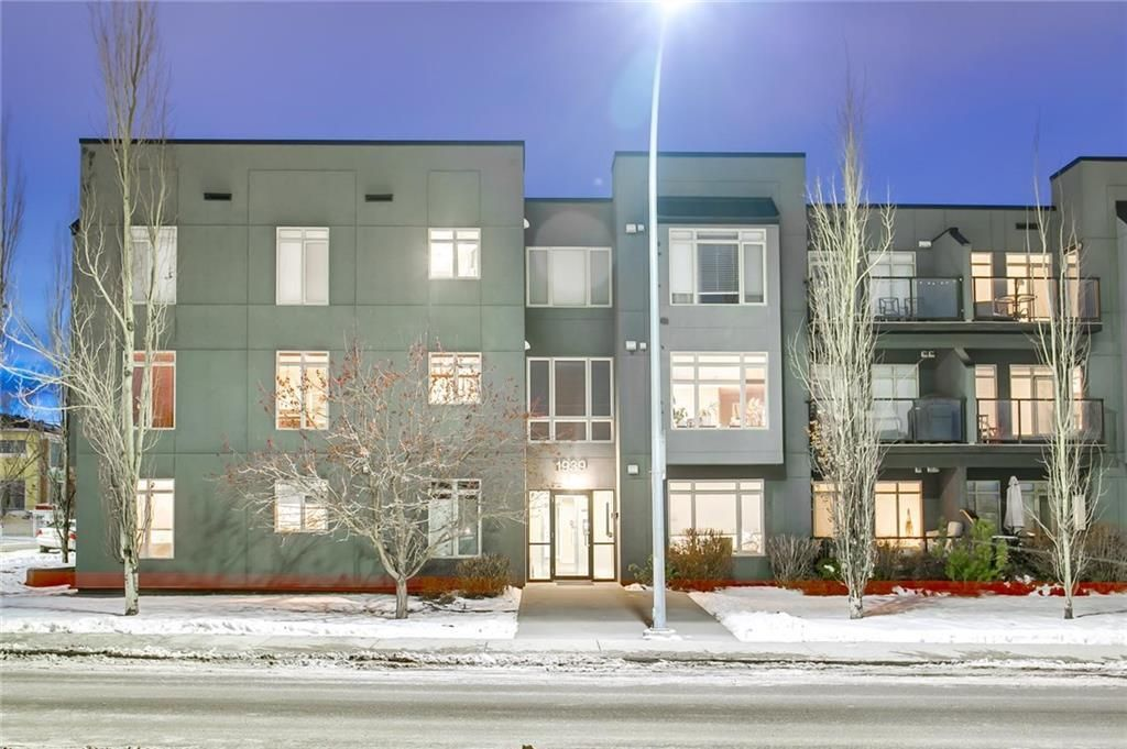Main Photo: 209 1939 30 Street SW in Calgary: Killarney/Glengarry Apartment for sale : MLS®# A1076823