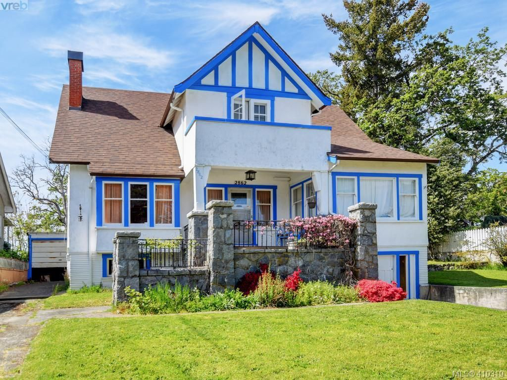 Main Photo: 2862 Parkview Dr in VICTORIA: SW Gorge House for sale (Saanich West)  : MLS®# 813382