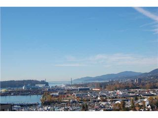 """Photo 10: # 2403 120 W 2ND ST in North Vancouver: Lower Lonsdale Condo for sale in """"OBSERVATORY"""" : MLS®# V857068"""