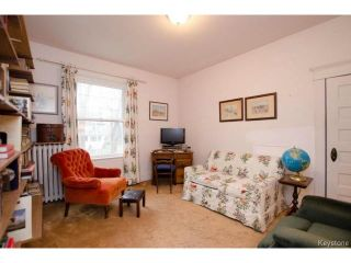 Photo 12: 97 Kingsway in WINNIPEG: River Heights / Tuxedo / Linden Woods Residential for sale (South Winnipeg)  : MLS®# 1426586