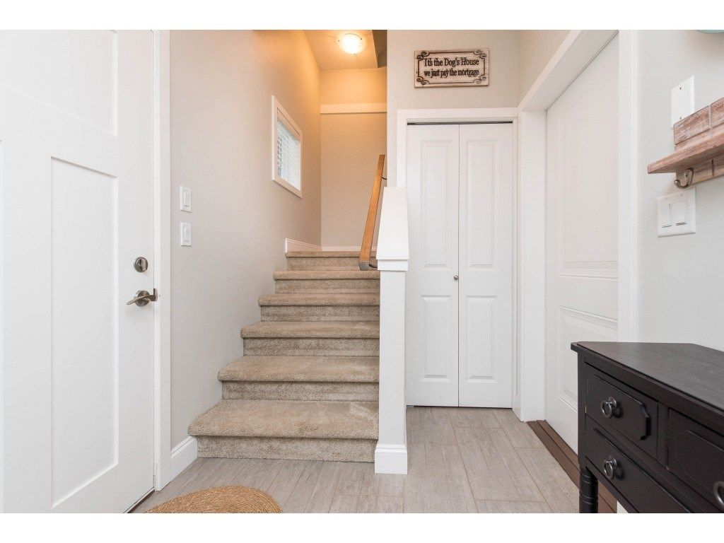 """Photo 33: Photos: 5488 DRIFTWOOD Street in Chilliwack: Vedder S Watson-Promontory Condo for sale in """"WEBSTER CROSSING"""" (Sardis)  : MLS®# R2527096"""