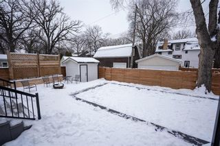 Photo 41: 178 Yale Avenue in Winnipeg: Crescentwood Residential for sale (1C)  : MLS®# 202100709
