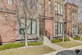 Photo 1: 3707 20 Street SW in Calgary: Altadore Row/Townhouse for sale : MLS®# A1102007