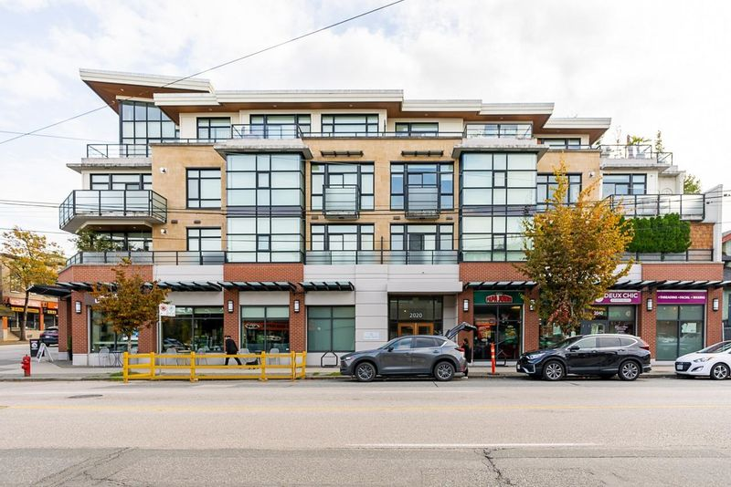 FEATURED LISTING: 206 - 2020 ALMA Street Vancouver