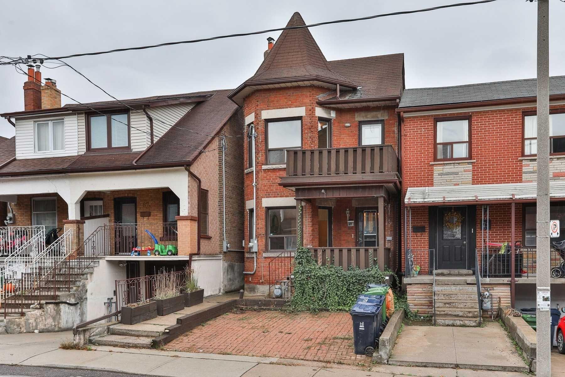 Main Photo: 69 Auburn Avenue in Toronto: Corso Italia-Davenport House (2-Storey) for sale (Toronto W03)  : MLS®# W4594421