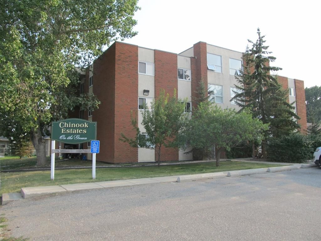 Main Photo: 203 1 Chinook Crescent: Claresholm Apartment for sale : MLS®# A1015199