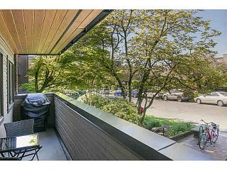 "Photo 12: 218 2416 W 3RD Avenue in Vancouver: Kitsilano Condo for sale in ""LANDMARK REEF"" (Vancouver West)  : MLS®# V1119318"