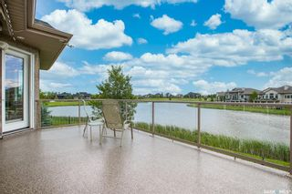 Photo 44: 123 201 Cartwright Terrace in Saskatoon: The Willows Residential for sale : MLS®# SK863416