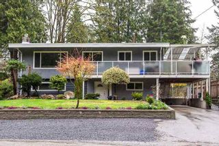 Photo 1: 1767 LINCOLN AVENUE in Port Coquitlam: Oxford Heights House for sale ()  : MLS®# R2049571