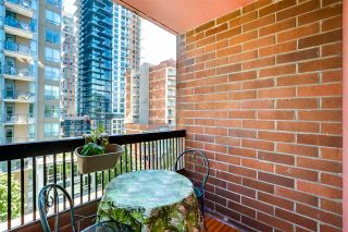 """Photo 15: 701 1333 HORNBY Street in Vancouver: Downtown VW Condo for sale in """"ARCHOR POINT"""" (Vancouver West)  : MLS®# R2589861"""
