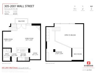 """Photo 23: 305 2001 WALL Street in Vancouver: Hastings Condo for sale in """"CANNERY ROW"""" (Vancouver East)  : MLS®# R2538241"""