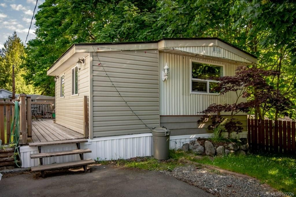 Main Photo: 47 25 Maki Rd in : Na Chase River Manufactured Home for sale (Nanaimo)  : MLS®# 877726