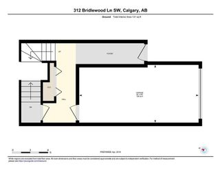 Photo 39: 312 BRIDLEWOOD Lane SW in Calgary: Bridlewood Row/Townhouse for sale : MLS®# A1046866