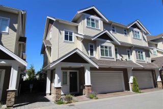 Photo 1: 8 12351 NO 2 ROAD in Richmond: Steveston South Townhouse for sale : MLS®# R2192125