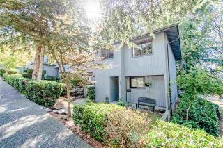 """Photo 1: 862 BLACKSTOCK Road in Port Moody: North Shore Pt Moody Townhouse for sale in """"WOODSIDE VILLAGE"""" : MLS®# R2395693"""