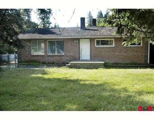 Main Photo: 13794 HYLAND Road in Surrey: East Newton House for sale : MLS®# F2915412