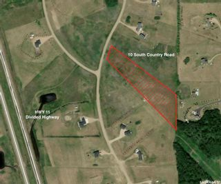 Photo 1: 10 South Country Road in Dundurn: Lot/Land for sale (Dundurn Rm No. 314)  : MLS®# SK863042