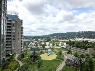 "Photo 2: 908 3008 GLEN Drive in Coquitlam: North Coquitlam Condo for sale in ""M2"" : MLS®# R2272991"