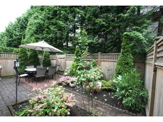 "Photo 9: 7 6771 COONEY Road in Richmond: Brighouse Townhouse for sale in ""PARK AVENUE"" : MLS®# V892077"