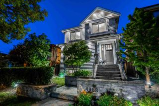 Photo 1: 4968 ELGIN Street in Vancouver: Knight House for sale (Vancouver East)  : MLS®# R2500212