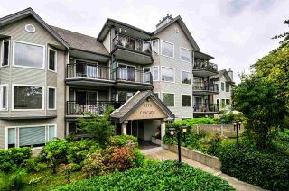 Photo 1: 112 3770 MANOR STREET in Burnaby: Central BN Condo for sale (Burnaby North)  : MLS®# R2094067