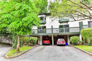 "Photo 1: 184 JAMES Road in Port Moody: Port Moody Centre Townhouse for sale in ""Tall Tree Estates"" : MLS®# R2177636"