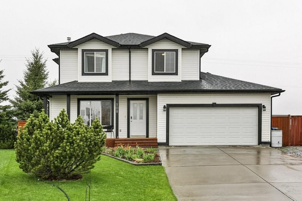 Main Photo: 108 100 Carriage Lane Place: Carstairs Detached for sale : MLS®# C4297125