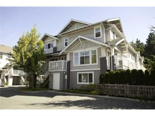 Photo 1: 38 7533 Heather Street Street in Richmond: McLennan North Townhouse for sale : MLS®# V1008609