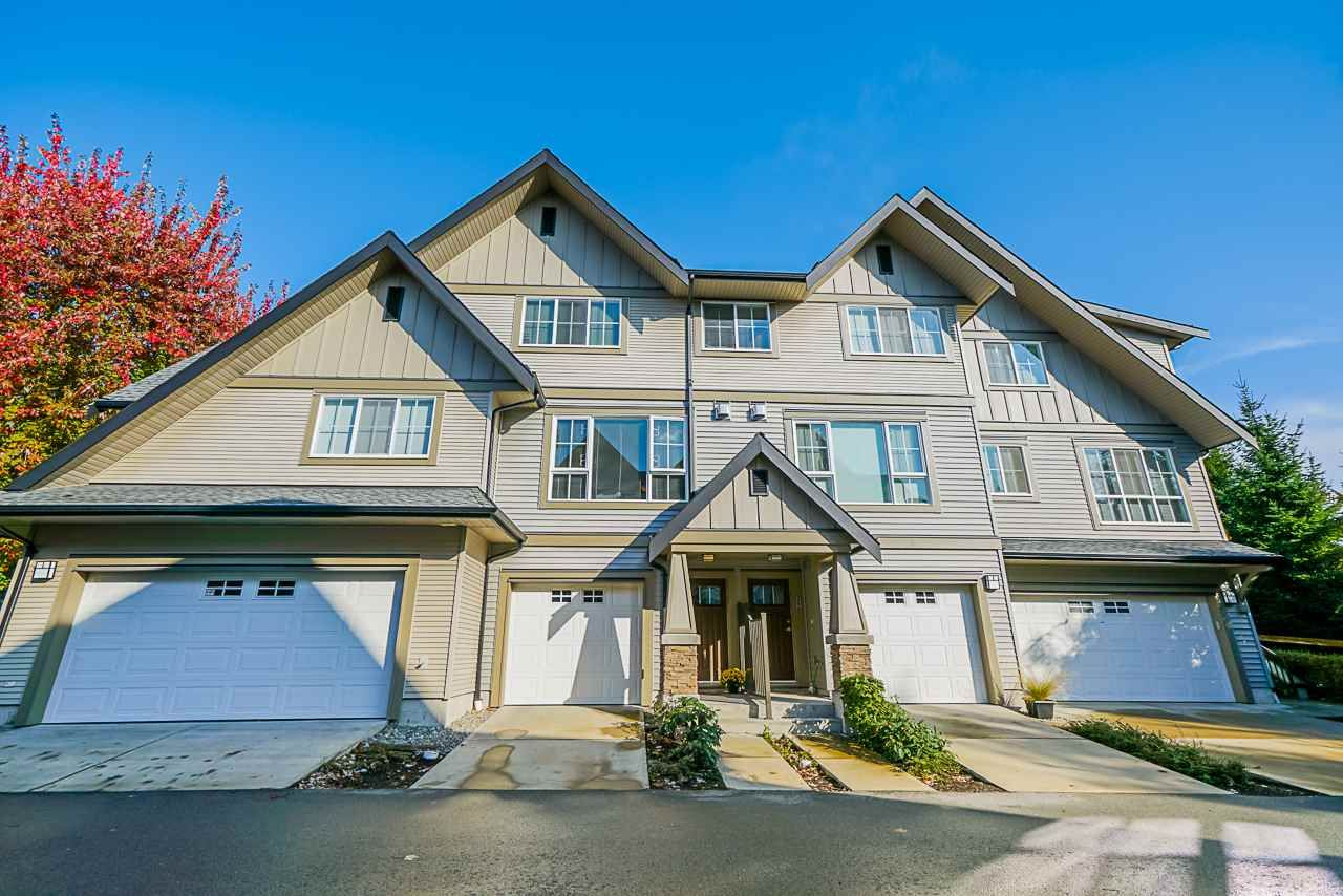 "Main Photo: 247 2501 161A Street in Surrey: Grandview Surrey Townhouse for sale in ""HIGHLAND PARK"" (South Surrey White Rock)  : MLS®# R2450069"