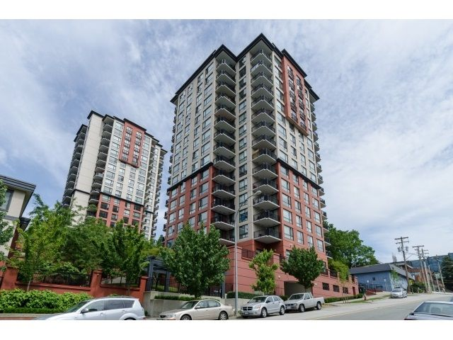 """Main Photo: 1206 813 AGNES Street in New Westminster: Downtown NW Condo for sale in """"NEWS"""" : MLS®# R2022858"""