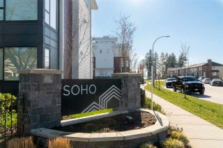 """Photo 2: 128 2280 163 Street in Surrey: Grandview Surrey Townhouse for sale in """"Soho"""" (South Surrey White Rock)  : MLS®# R2461801"""