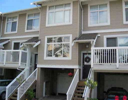 Photo 1: Photos: 17 7179 201 Street in Langley: Willoughby Heights Townhouse for sale : MLS®# F2605823