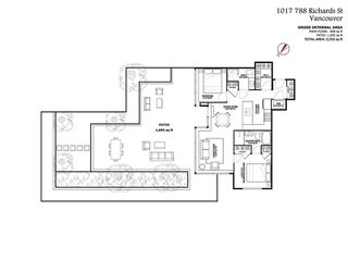 """Photo 33: 1017 788 RICHARDS Street in Vancouver: Downtown VW Condo for sale in """"L'HERMITAGE"""" (Vancouver West)  : MLS®# R2388898"""